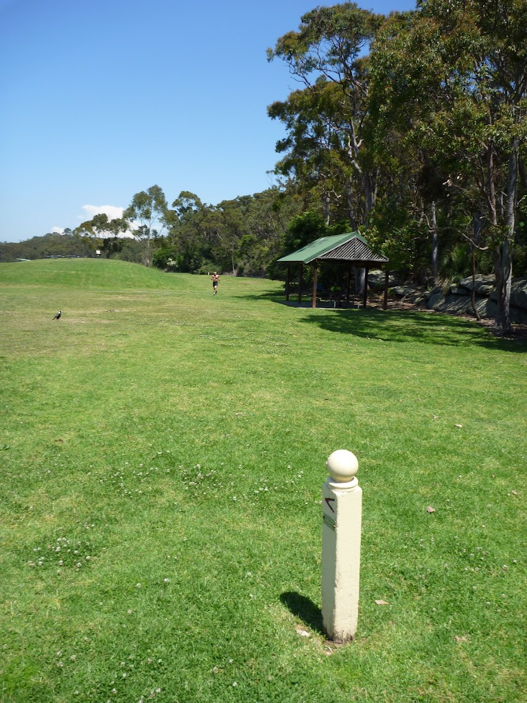 Picnic Shelter at Magdala Park