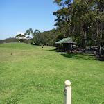 Picnic Shelter at Magdala Park