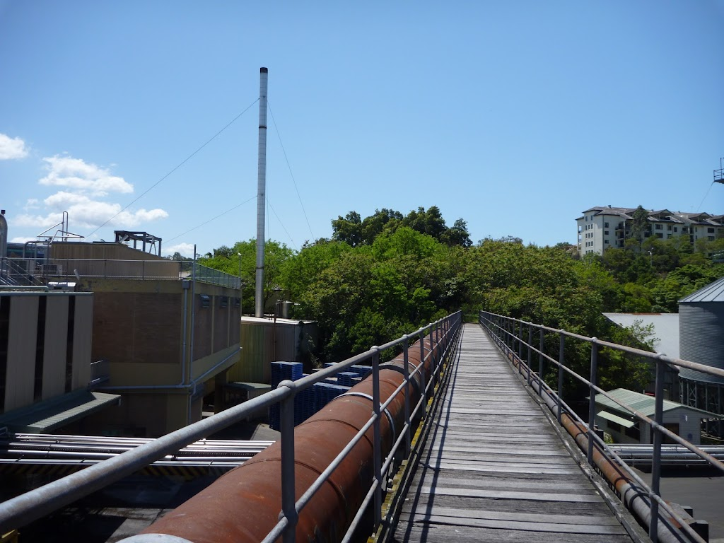 Bridge over Lane Cove River