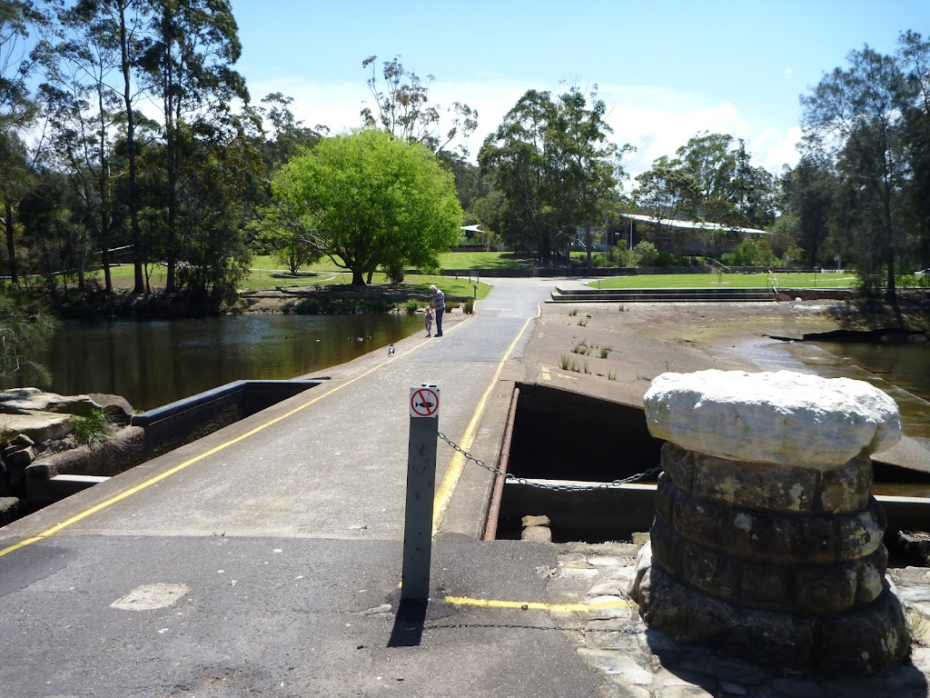 Lane Cove River Weir