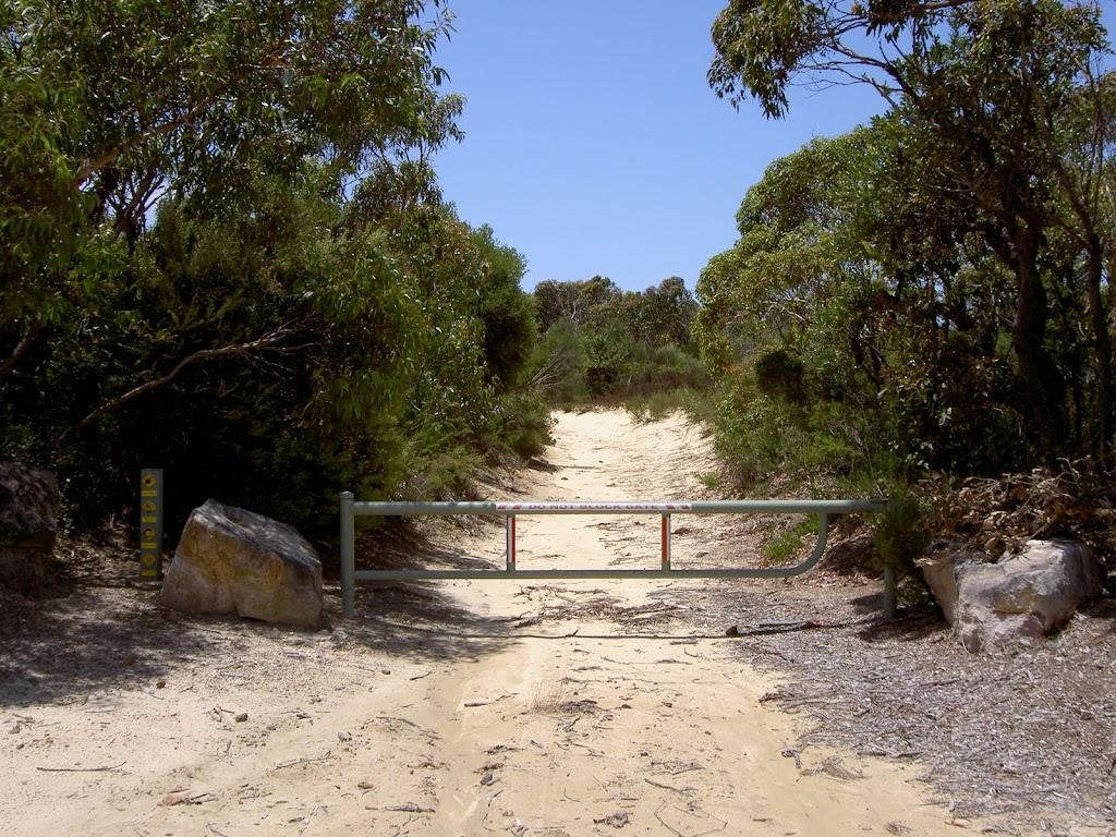 Mowlee Trail gate
