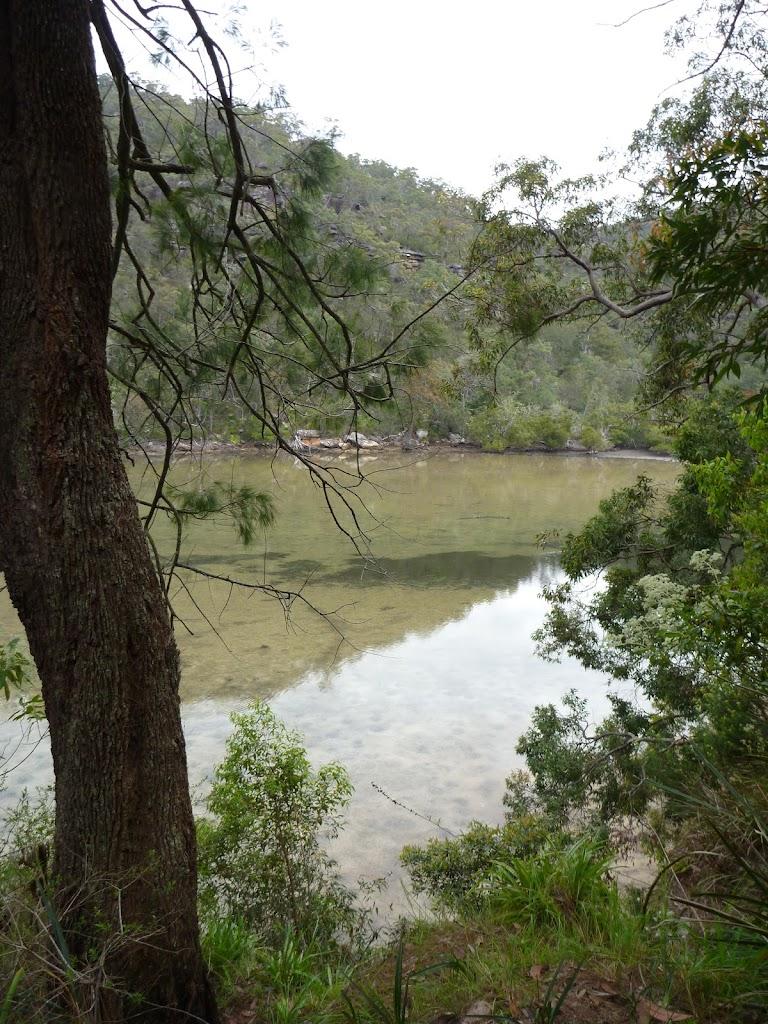 Cowan Creek south of Jerusalem Bay