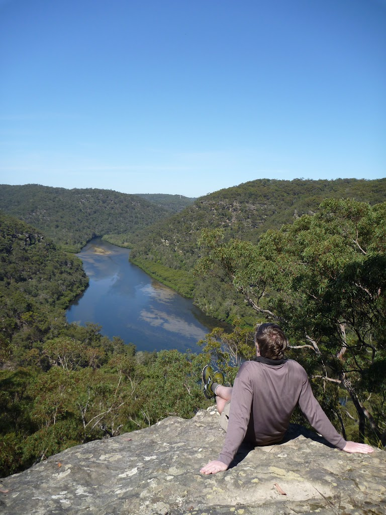 Enjoying the great views from Naa Badu Lookout (352229)