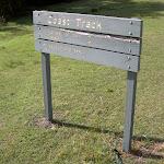 Coast Track sign at Wattamolla