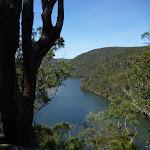 View of Berowra Water west of Berowra Heights