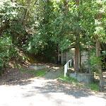 Toilets near the picnic area on Kirkpatrick Way