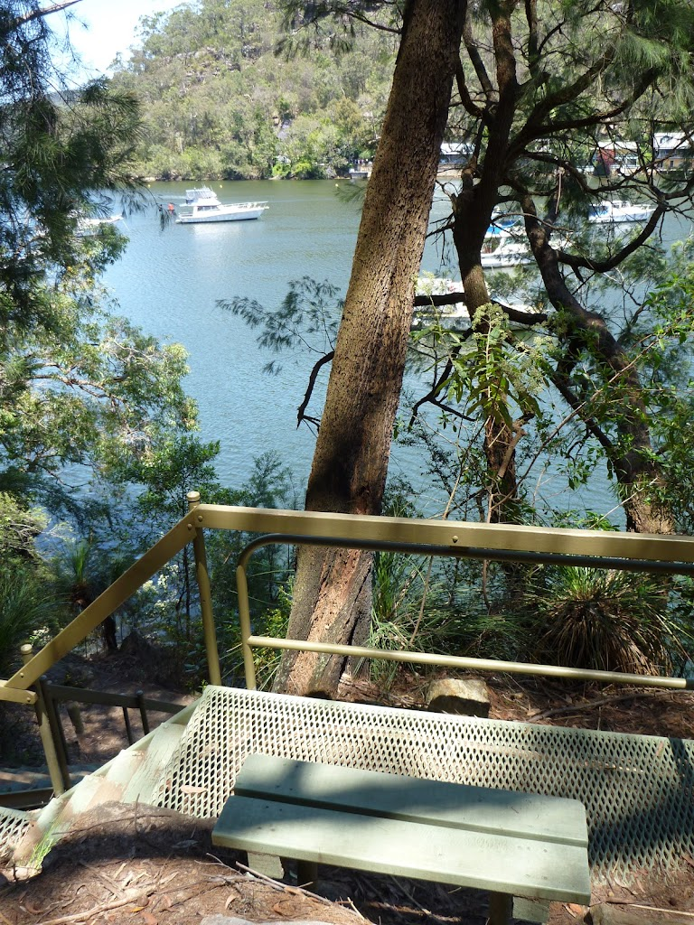 Berowra Waters View seat