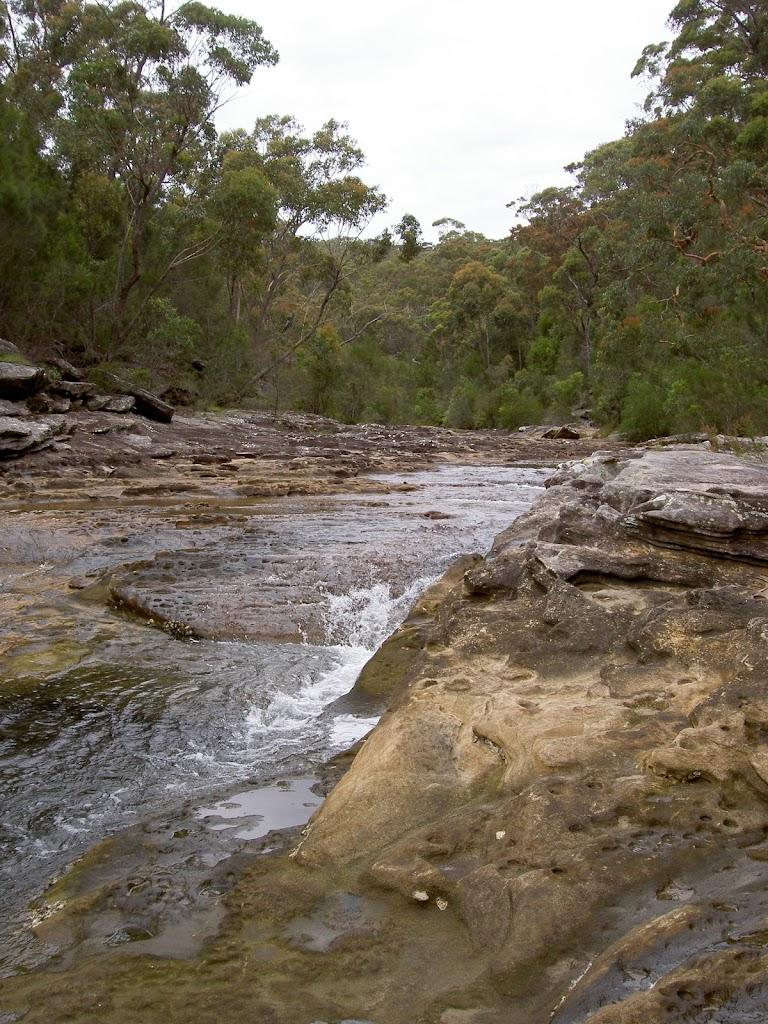 Upper Winifred Falls