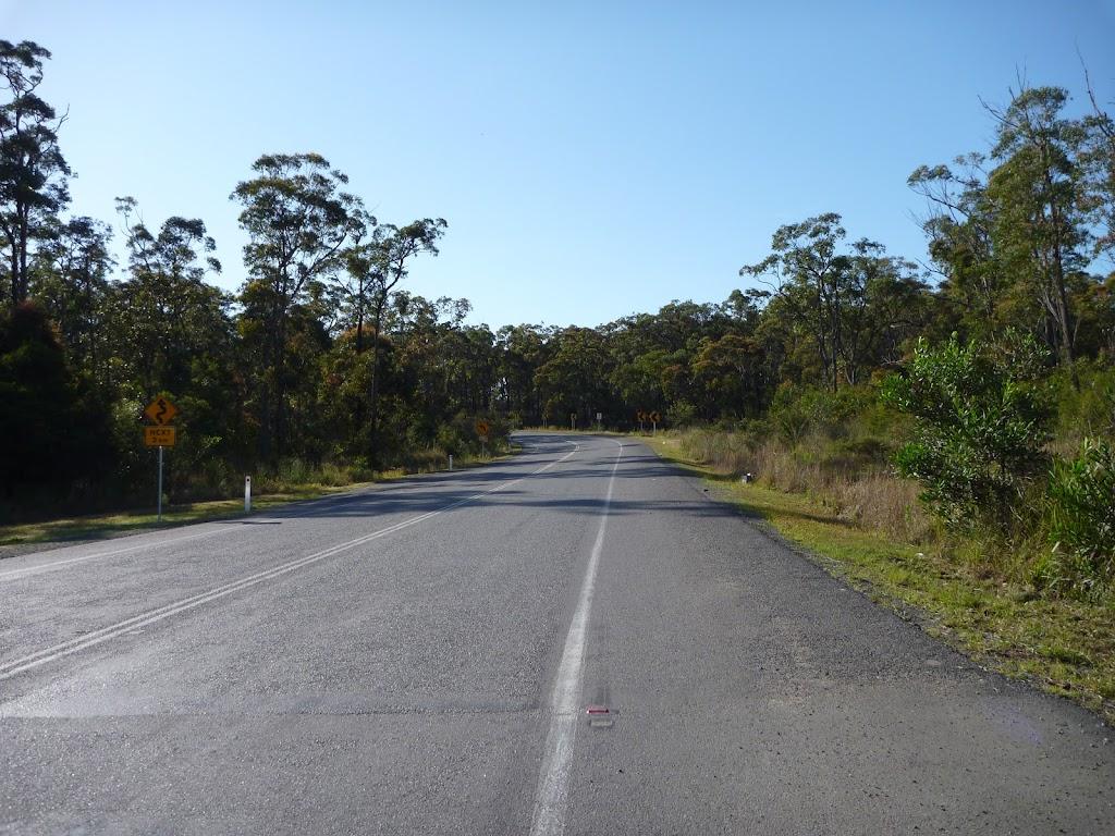 Following Rhondda Road