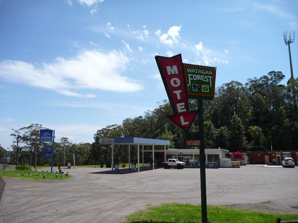 Motel at Heaton Gap