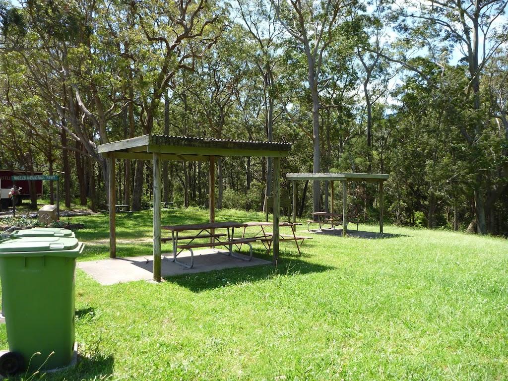 Picnic area near Watagan forest Motel
