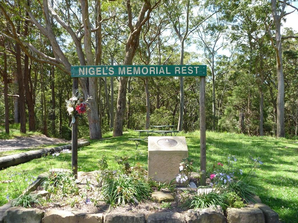 Nigel Michael Memorial Rest area