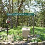 Nigel Michael Memorial Rest area (358847)