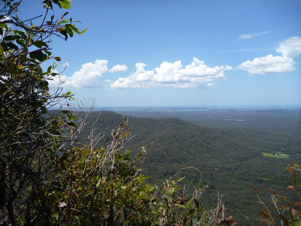 View From Heaton Gap Lookout (359186)