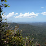 View From Heaton Gap Lookout