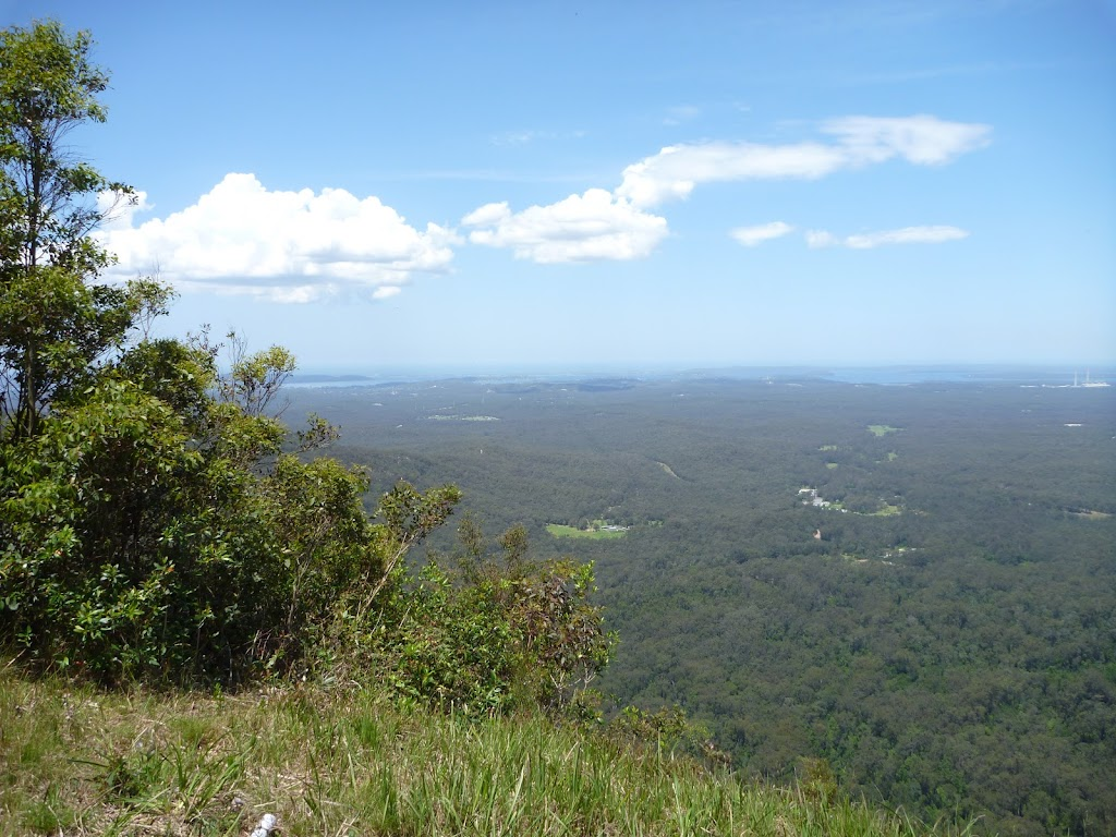 View From Heaton Gap Lookout (359210)