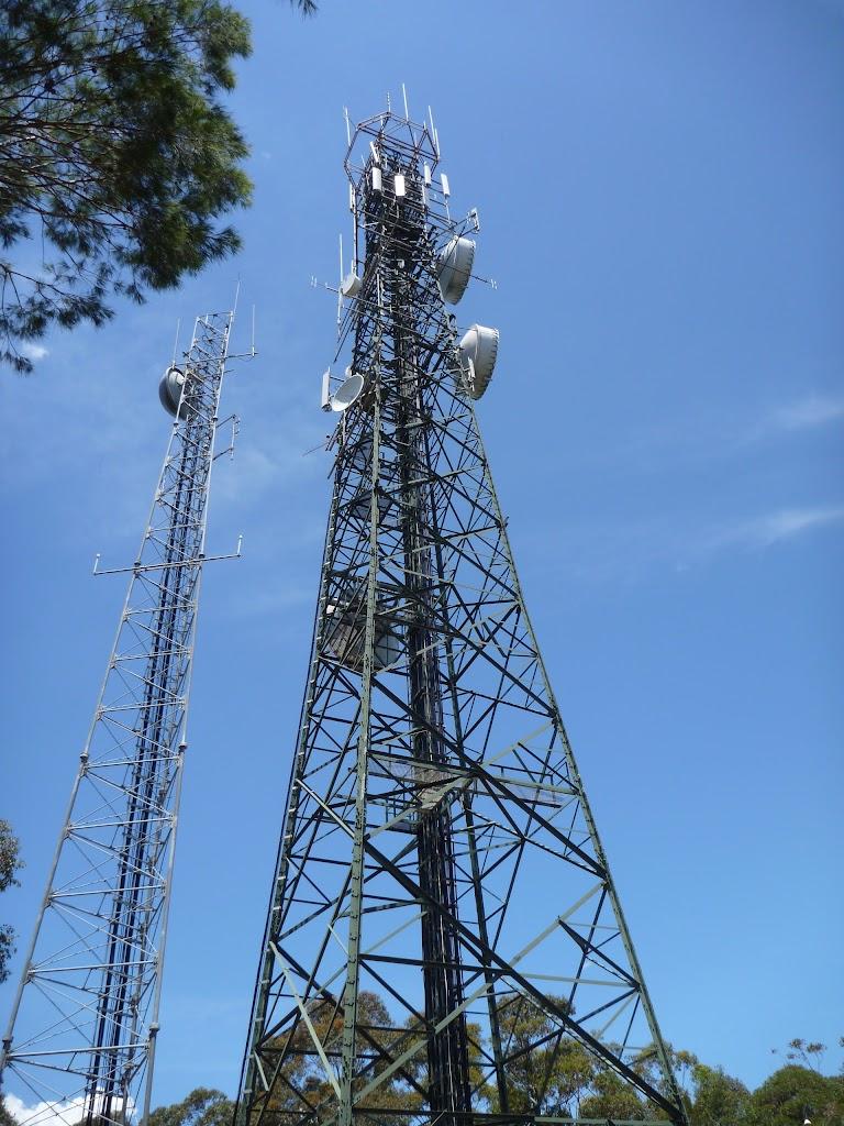 Heaton Communications tower