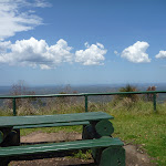 View from Heaton Lookout