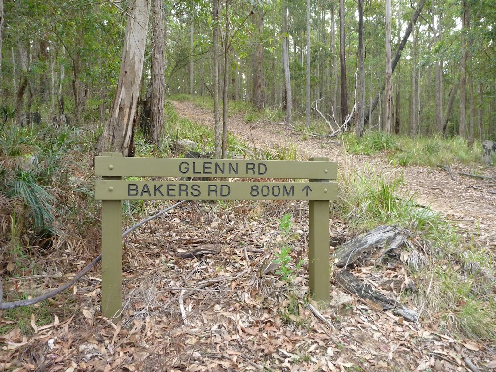 End of Glen Rd (360602)