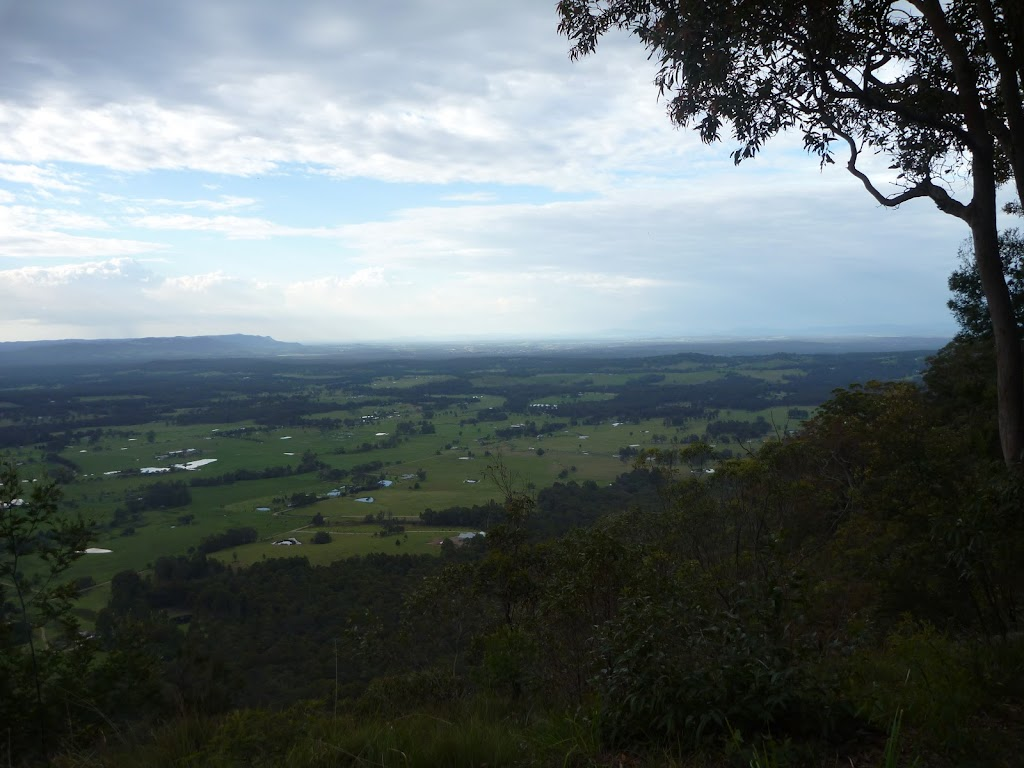 View From Hunter Lookout