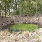 Saddle Rest area Dam