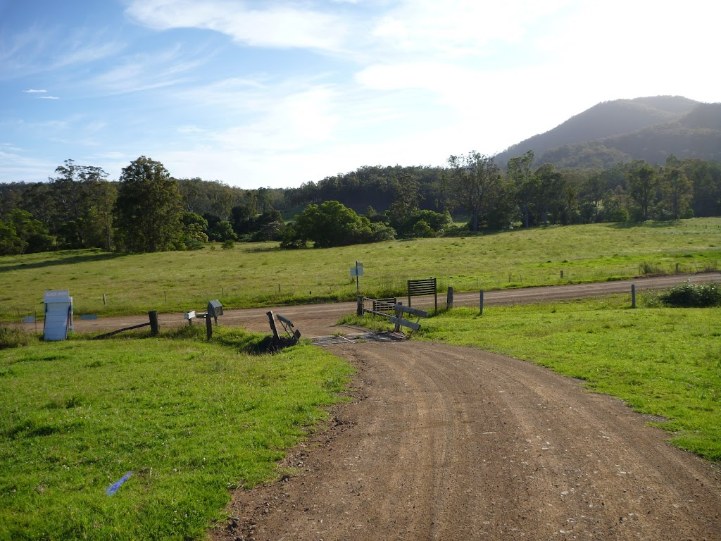 Near the Congewai Valley West trackhead