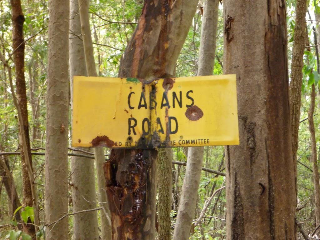 Langans Rd meets Cabans Rd