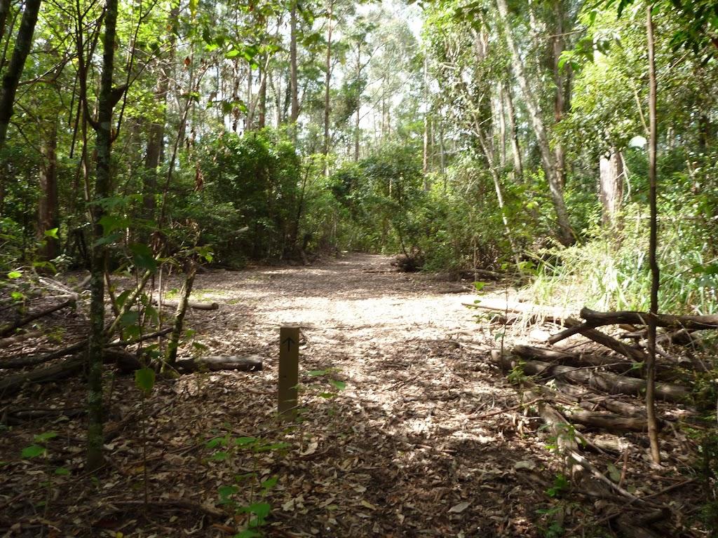 End of Kangaroo Point Road