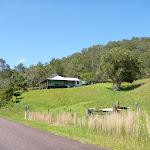 Pleasent farm houses on Brush Creek Rd