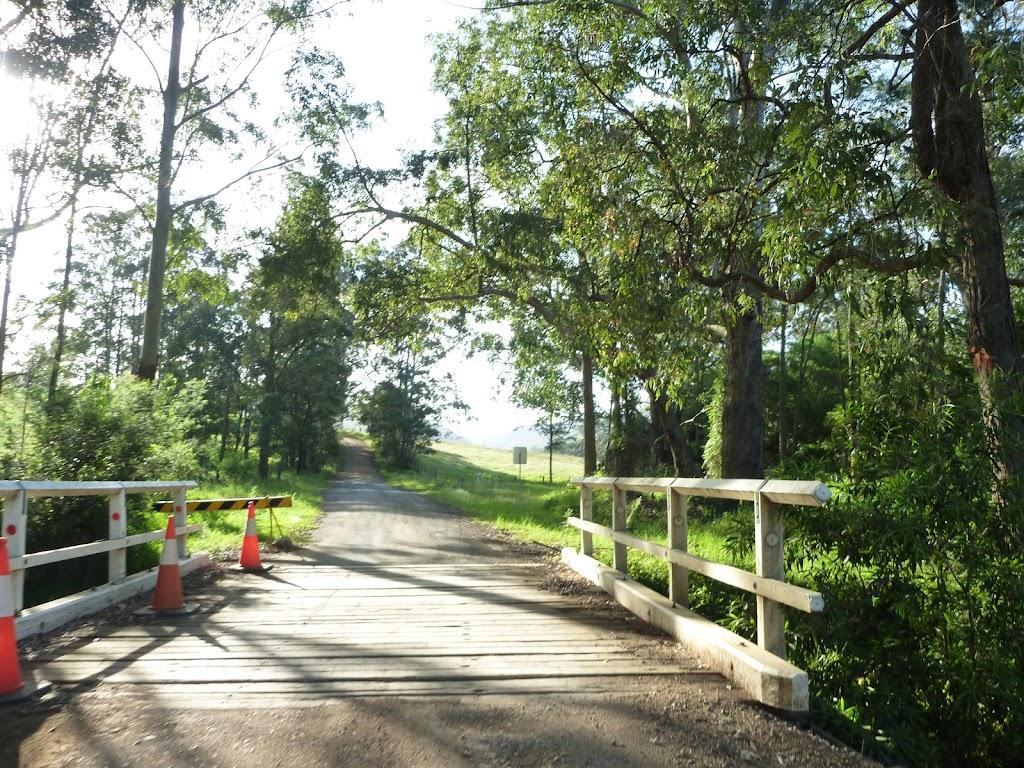 Road Bridge on Congewai Valley Rd