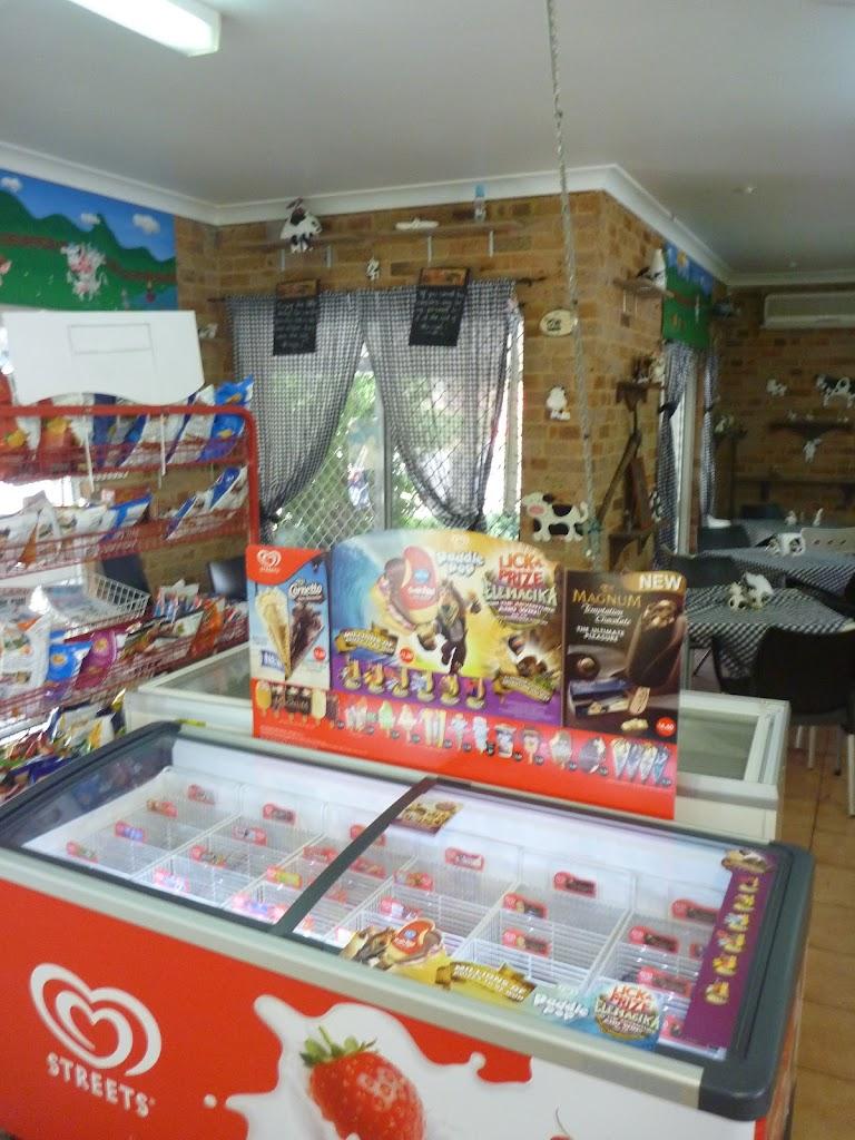 Inside Yarramalong store