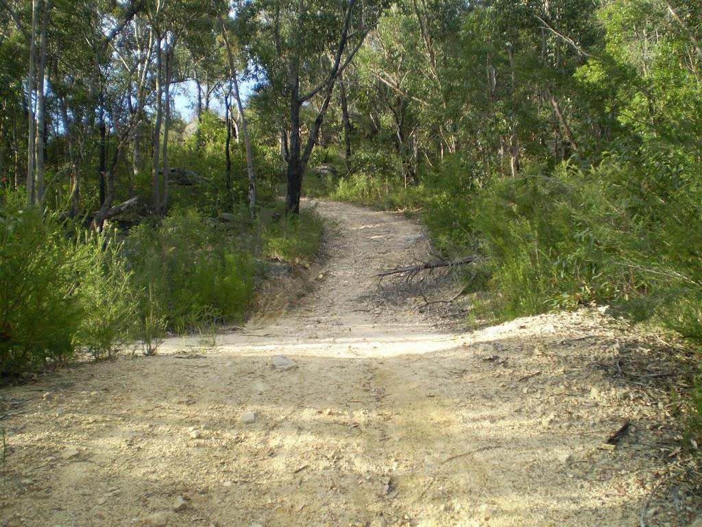 Lake Toolooma service trail