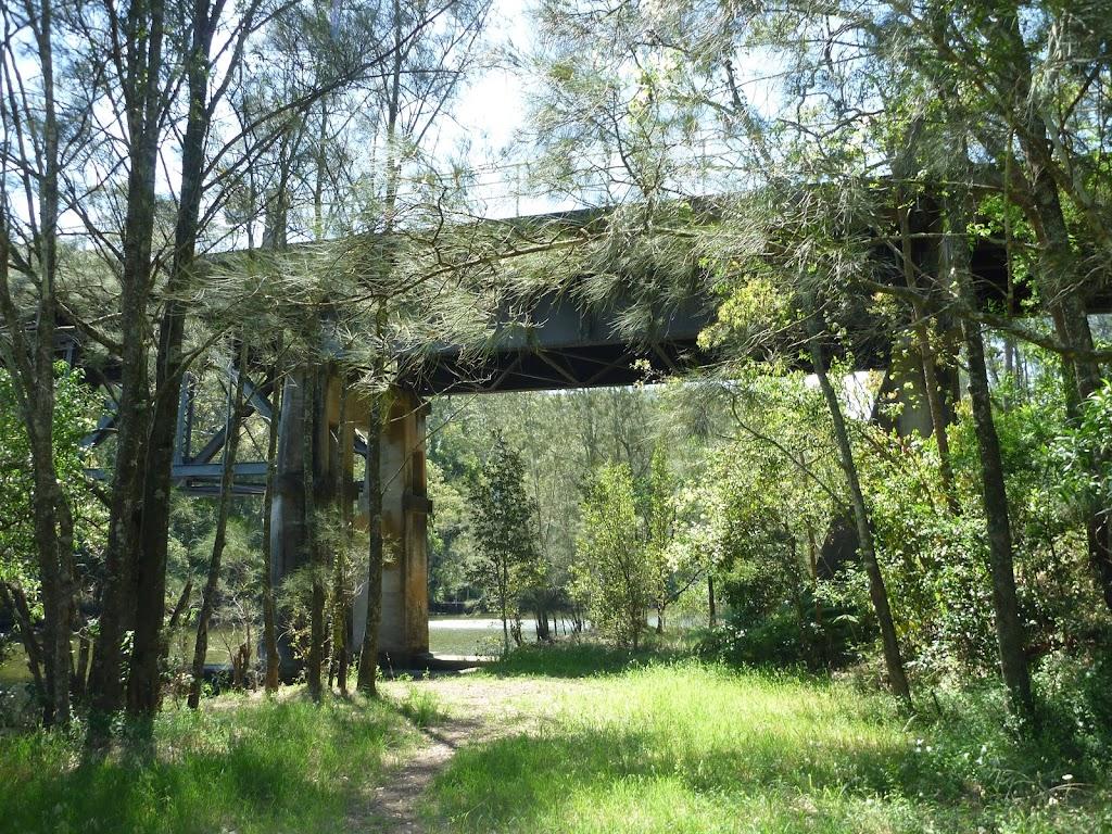 Old Pacific Hwy Bridge over Mooney Mooney Creek