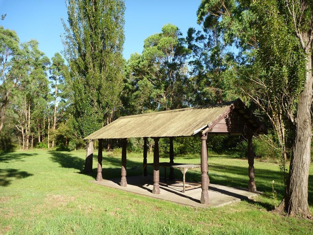 Fullers Park shelter