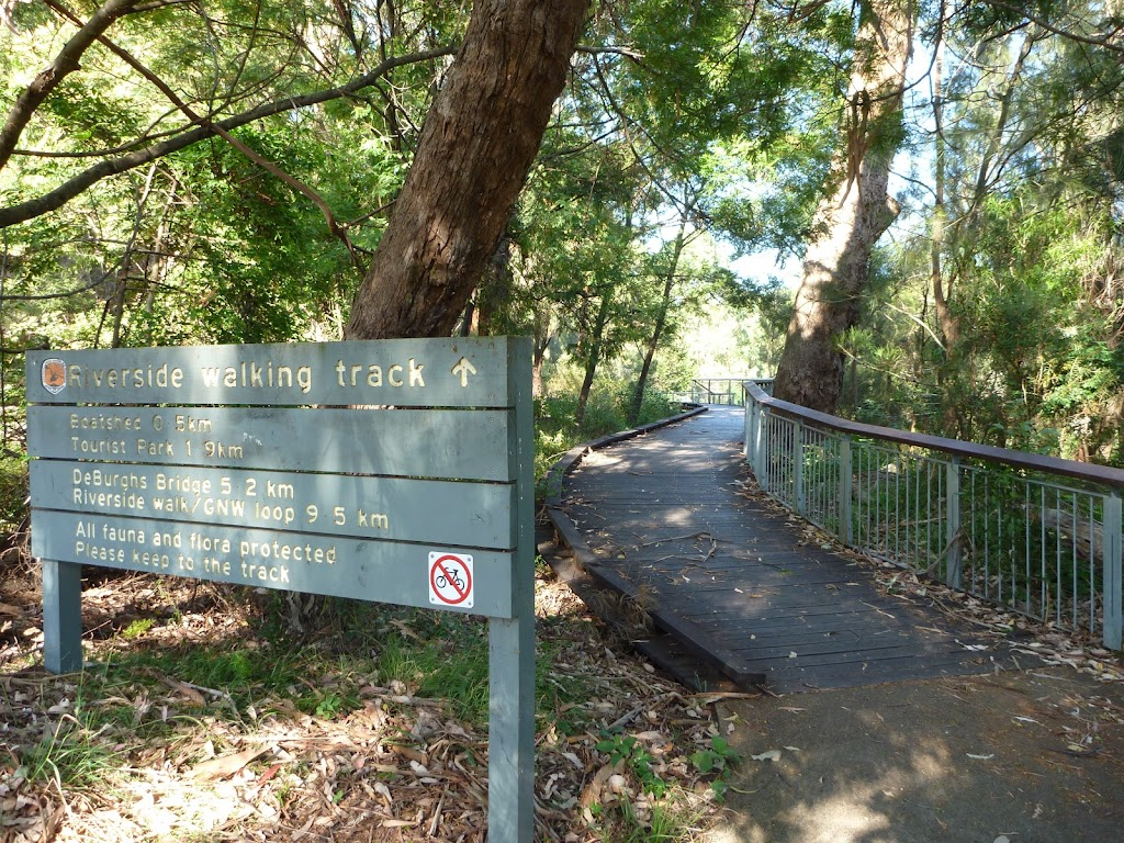 The River Side Walking Track