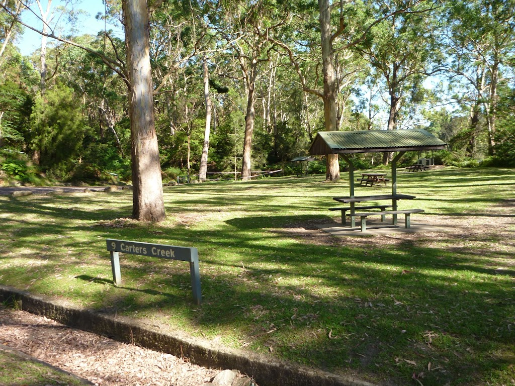 Carters Creek Picnic Area