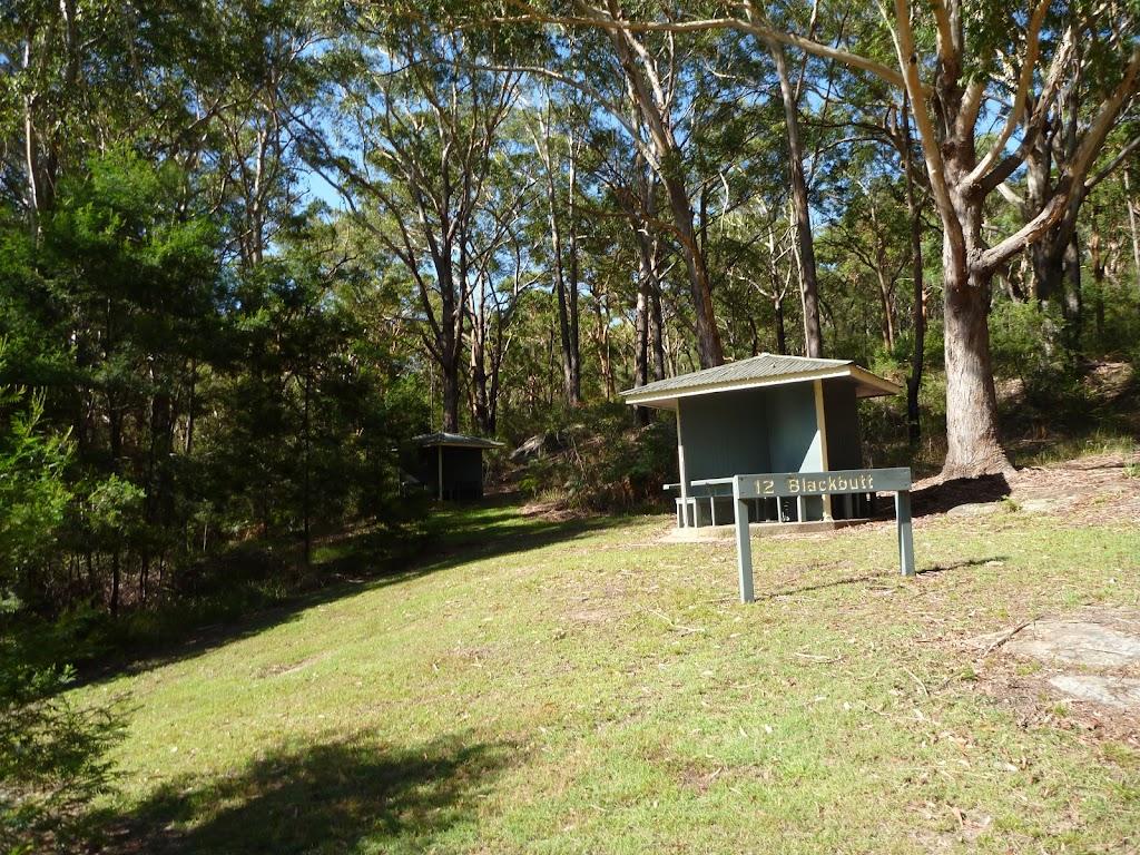 Blackbutt picnic area