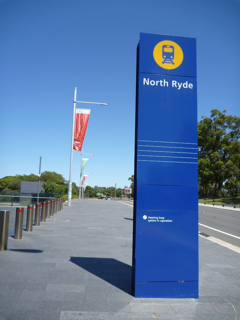 North Ryde Staion