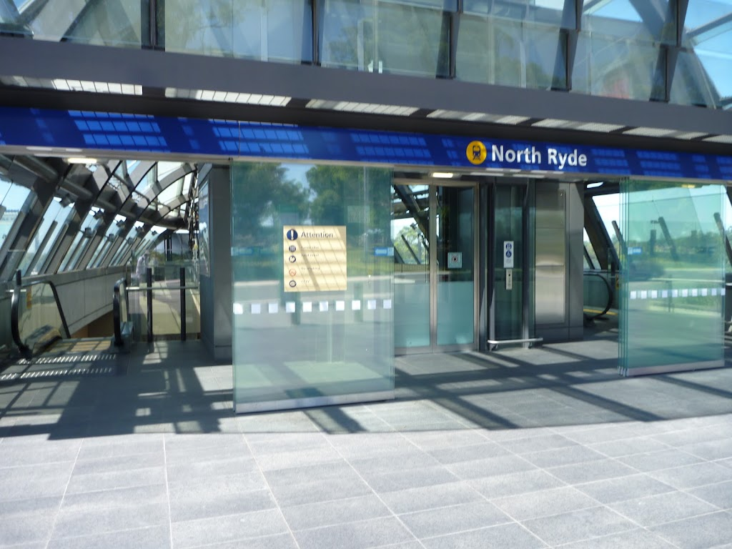 North Ryde Train Station