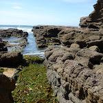 Rocks at Caves Beach Caves
