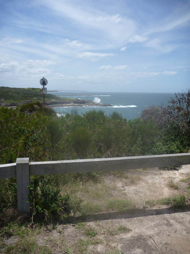 View from Pinney's Headland Lookout