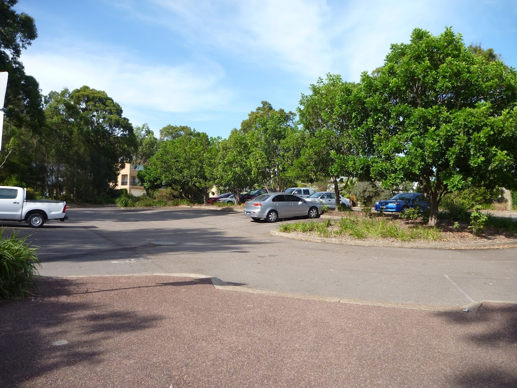 The Shores Way car park
