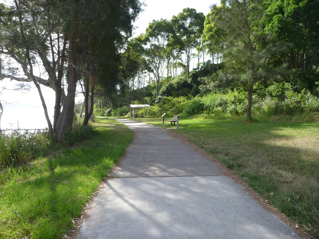 Jetty Picnic Area in Green Point Reserve