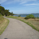 Views of Lake Macquarie from the Foreshore Track