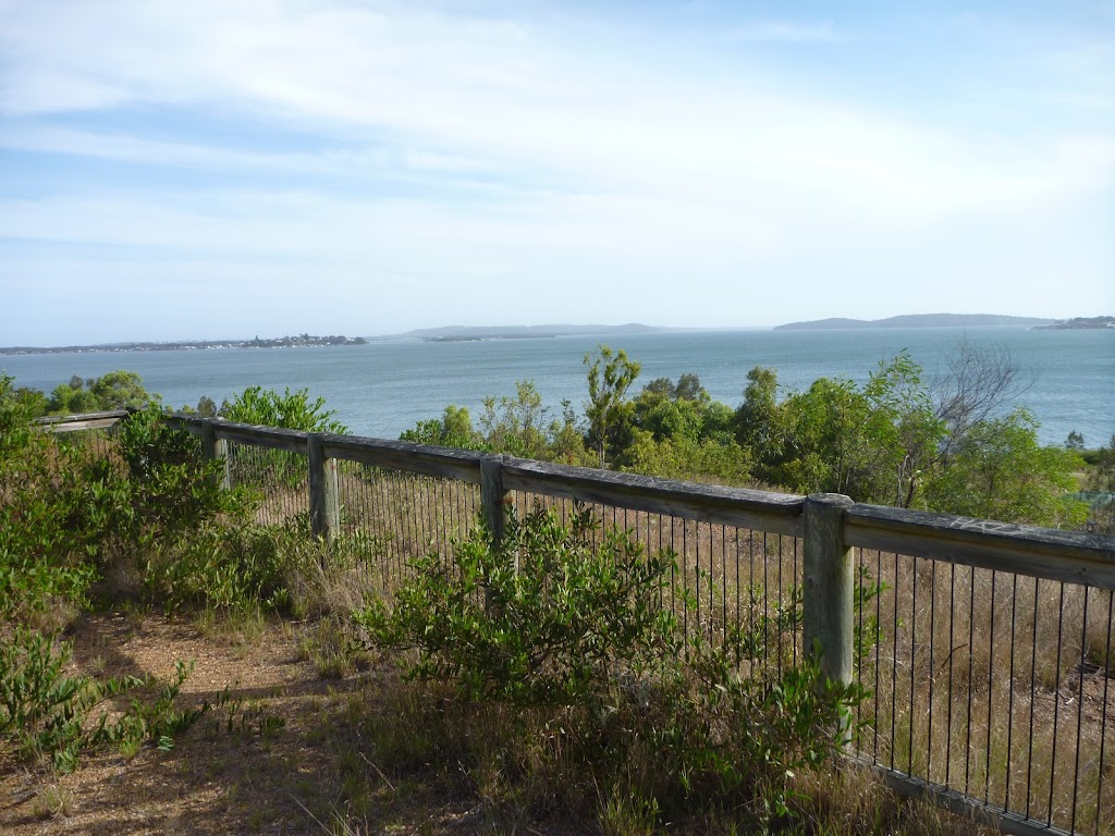 Lower lookout, Sea Eagle Picnic Area