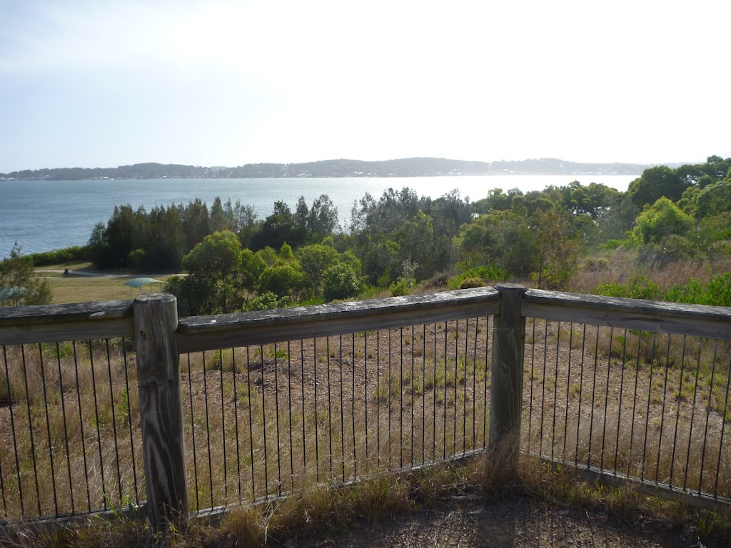Views from the lower Sea Eagle Lookout