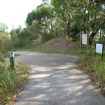 Track intersection near Sea Eagle picnic area (389546)