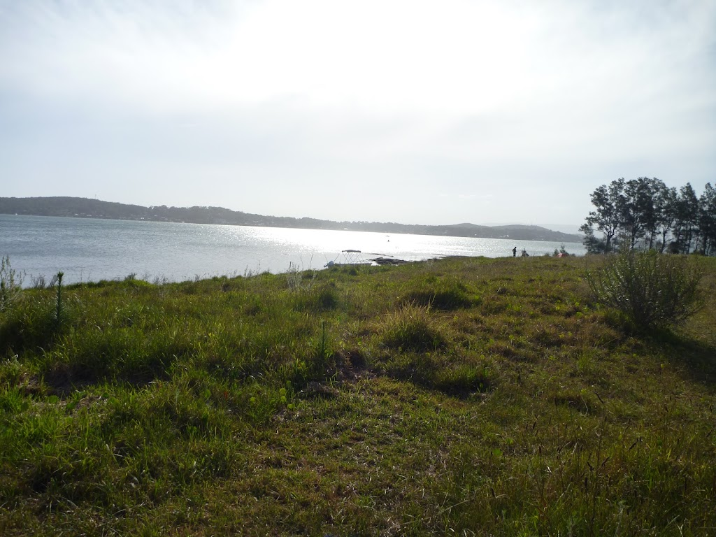 Green Point on Lake Macquarie