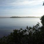 Still water over Belmont Lagoon (390191)