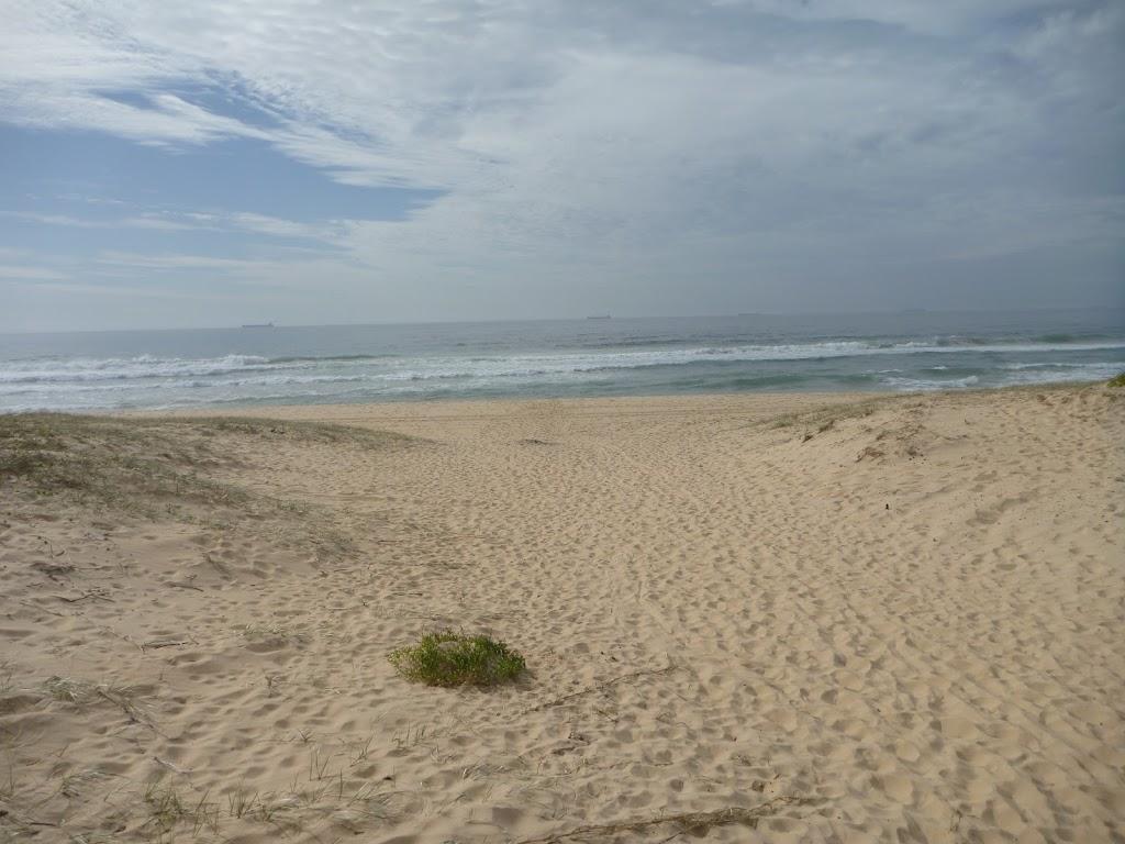Redhead beach near the Redhead SLSC